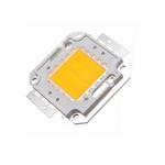 Led Chip COB 30W 6500K 30-33V DC Ανταλλακτικό Προβολέα