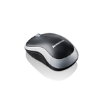Wireless Optical Mouse Lenovo N1901 Black & Grey