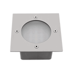 Facade And Ground Lighting LED Nickel 2W 6000K 96GRFLED008