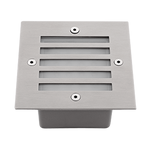 Facade And Ground Lighting LED Nickel 2W 6000K 96GRFLED010
