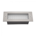Facade And Ground Lighting LED Nickel 2W 6000K 96GRFLED004
