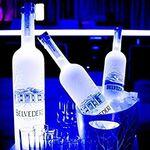 Sticker Led Light for Bottles White D50mm