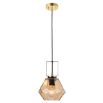 Lighting Pendant 1 Bulb Glass V371481PA