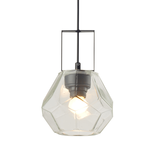 Lighting Pendant 1 Bulb Glass V371481PC