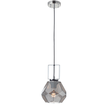 Lighting Pendant 1 Bulb Glass V371481PG