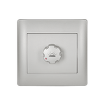 Dimmer Switch Rhyme Grey Metallic