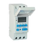 Programmable Digital One-Channel Timer TE 15A