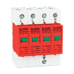 Surge Protection Device C20/3pN In 20kA