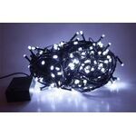Christmas Led Lights Cool White 100L 8.5m + Controller