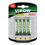 Akaline Battery VIPOW ΑΑΑ 1.5V 4pcs