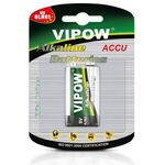 Alkaline Battery VIPOW 9V