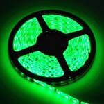 Waterproof Led strip 4,8W Green