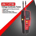 Δοκιμαστικό Τάσης UNI-T UT18C 12-690V