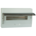 Plastic Distribution Box 1 Row 4 Module Outdoor