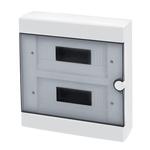 Plastic Distribution Box 2 Row 24 Module Outdoor