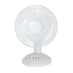 Table Fan 30cm 40W White