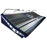 Used Mixer Soundcraft MH2 40ch + 4 Stereo include Flight Case