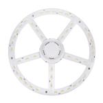 Κυκλική Πλακέτα LED SMD Φ220 18W 230V 4000K