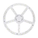 Κυκλική Πλακέτα LED SMD Φ220 18W 230V 2700K