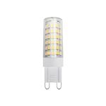 Led Bulb G9 7W Cool White 6000-6500K Ceramic