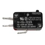 MICRO SWITCH BUTTON OMR VB-118-1A4 (V-15-1C25) C&H