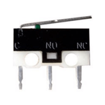 MINIATURE MICROSWITCH W/LEVER-RoHS C&H