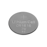 Lithium Battery Button CR-1616 3V