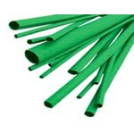 Thermal Heat Shrink Tubing 38.1/19.1mm Green 1m