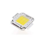 Led Chip COB 20W 6500K 30-33V DC Ανταλλακτικό Προβολέα