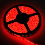 Waterproof Led Strip 14,4W Red 24V