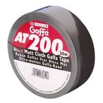 Gaffer Tape 50mm x 50m AT200 Black