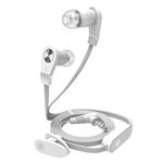 Ακουστικά-Handsfree Κινητών JM02 Ασημένια