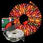 Christmas Rope Light Colour 6m with Controller