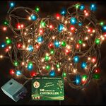 Christmas Led Lights Color 220L Controller
