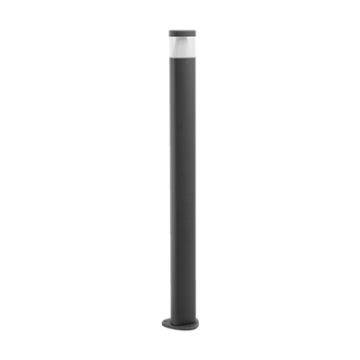 Φωτιστικό Δαπέδου Led Σκούρο Γκρί 6W 4000K 967LEDP800