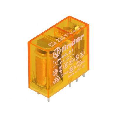 Relay Mini 2P Coil 230V AC 16A 40.61.8.230.0000
