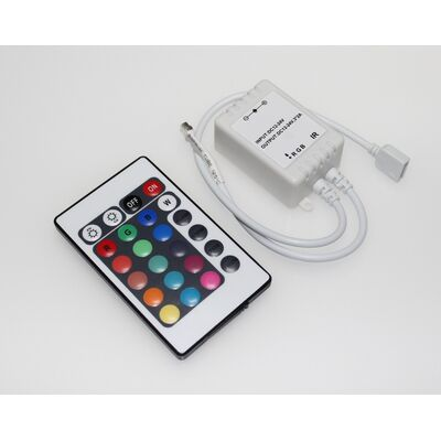 Controller LED RGB IR24