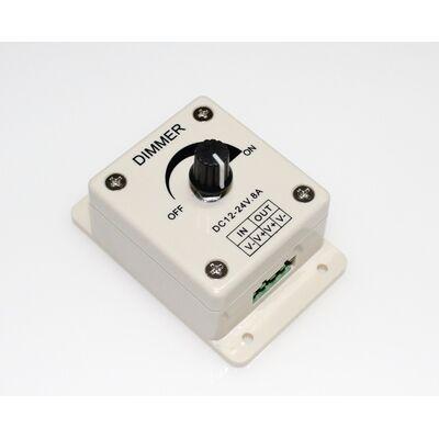 Dimmer LED 12V 8A