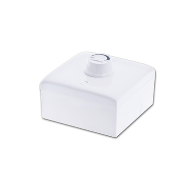 Dimmer LED Επιτοίχιο 12V 8A Λευκό