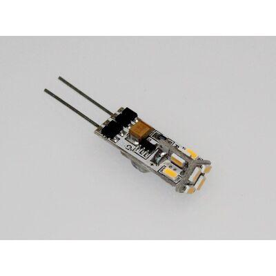 Λάμπα Led G4 0,5W Θερμό 3000K 12V AC/DC