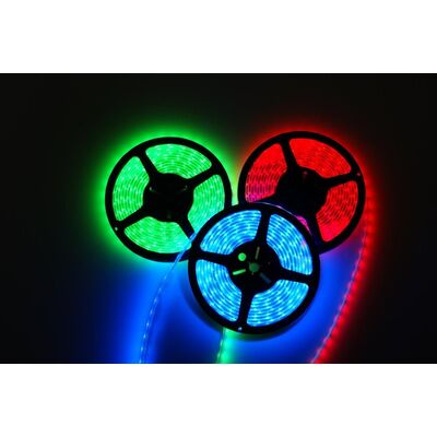Waterproof Led strip 7,2W RGB