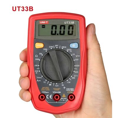 Digital Multimeter UNI-T UT33B