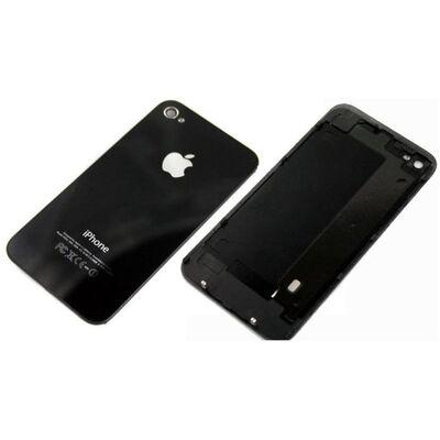 Καπάκι Μπαταρίας I-Phone 4 Μαύρο