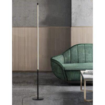 Floor Light LED Matt Black 18W 3000K 13800-039